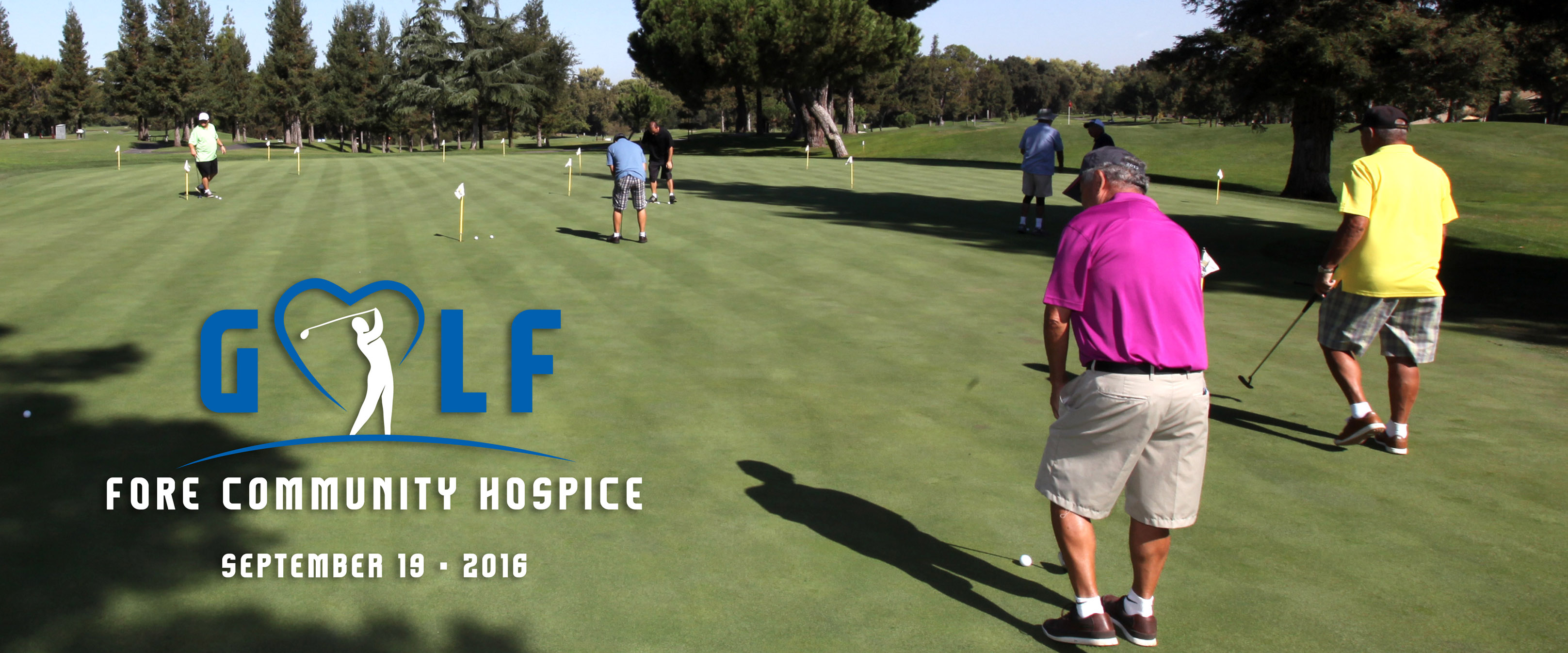 Golf Fore Hospice