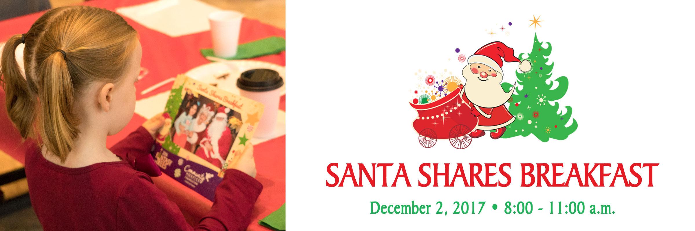 Santa-Shares
